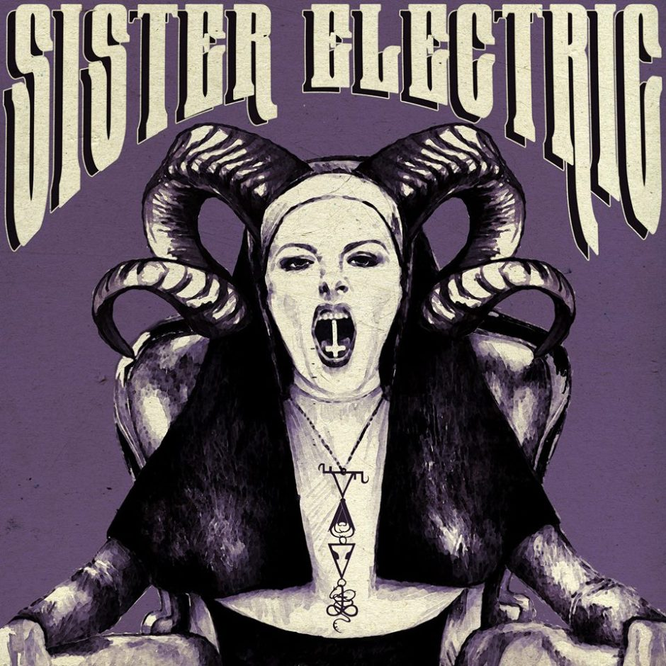 Saint Agnes - Sister Electric